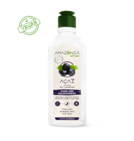 Amazonia Pet Care Açaí Shine & Nourishment Shampoo
