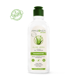 Amazonia Pet Care Aloe Vera Regenerating Shampoo