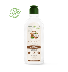 Amazonia Pet Care Coconut Deeply Nourishing Shampoo