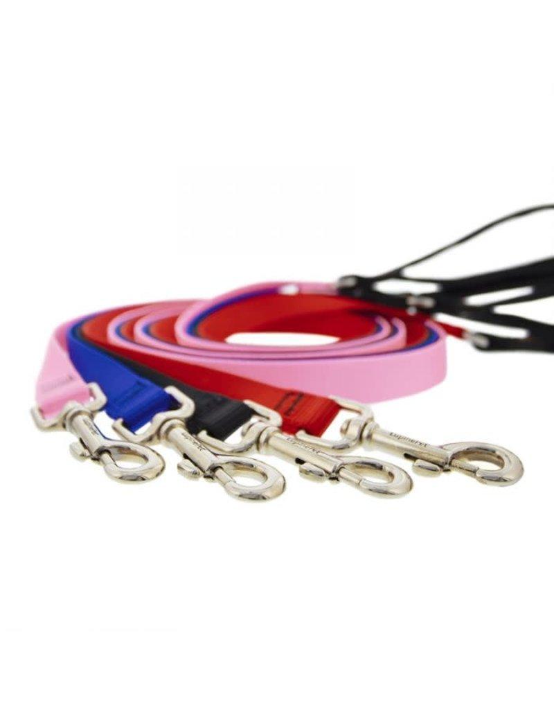 Lupine Basic Blue 6ft Padded Handle Dog Leash