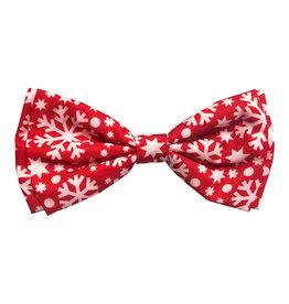 Huxley & Kent Snowflake Bow Tie