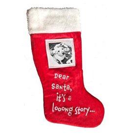 Huxley & Kent Huxley & Kent Dear Santa Stocking