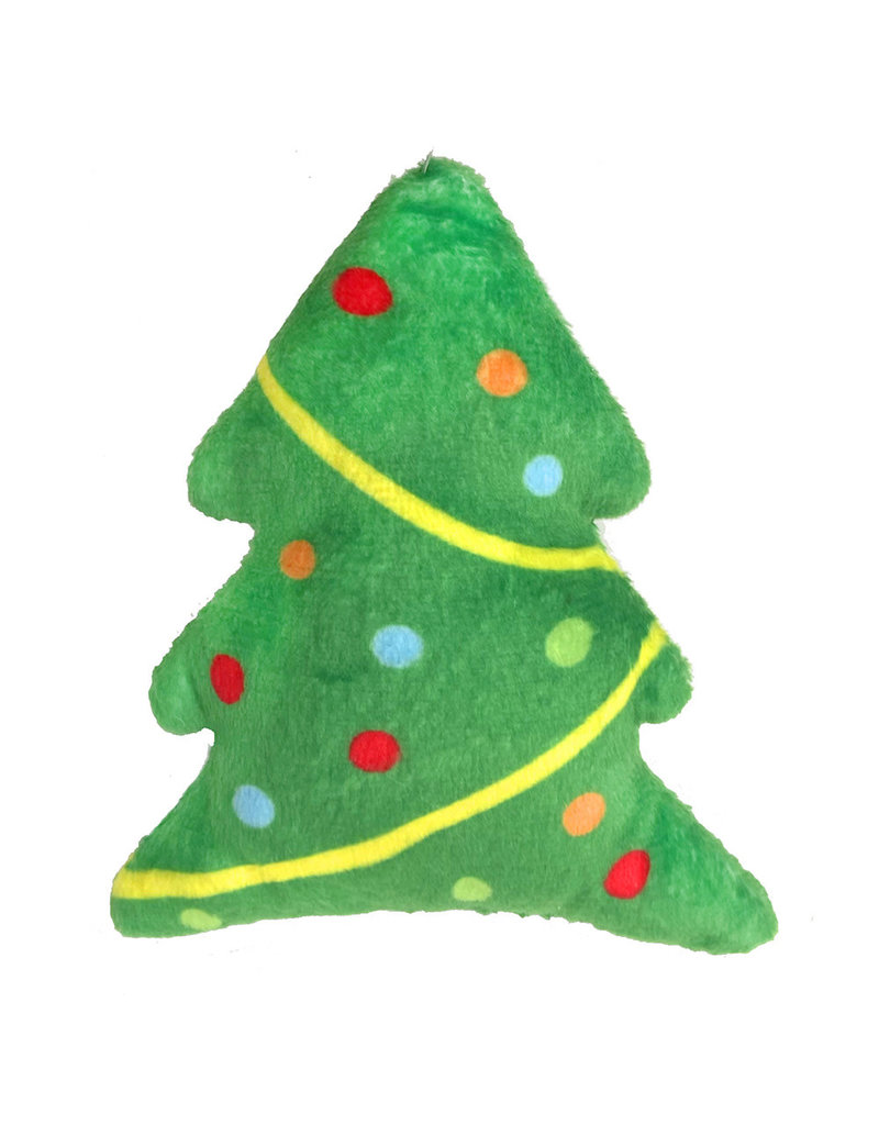 Huxley & Kent Holiday Up a Tree Cat Toy by Kittybelles