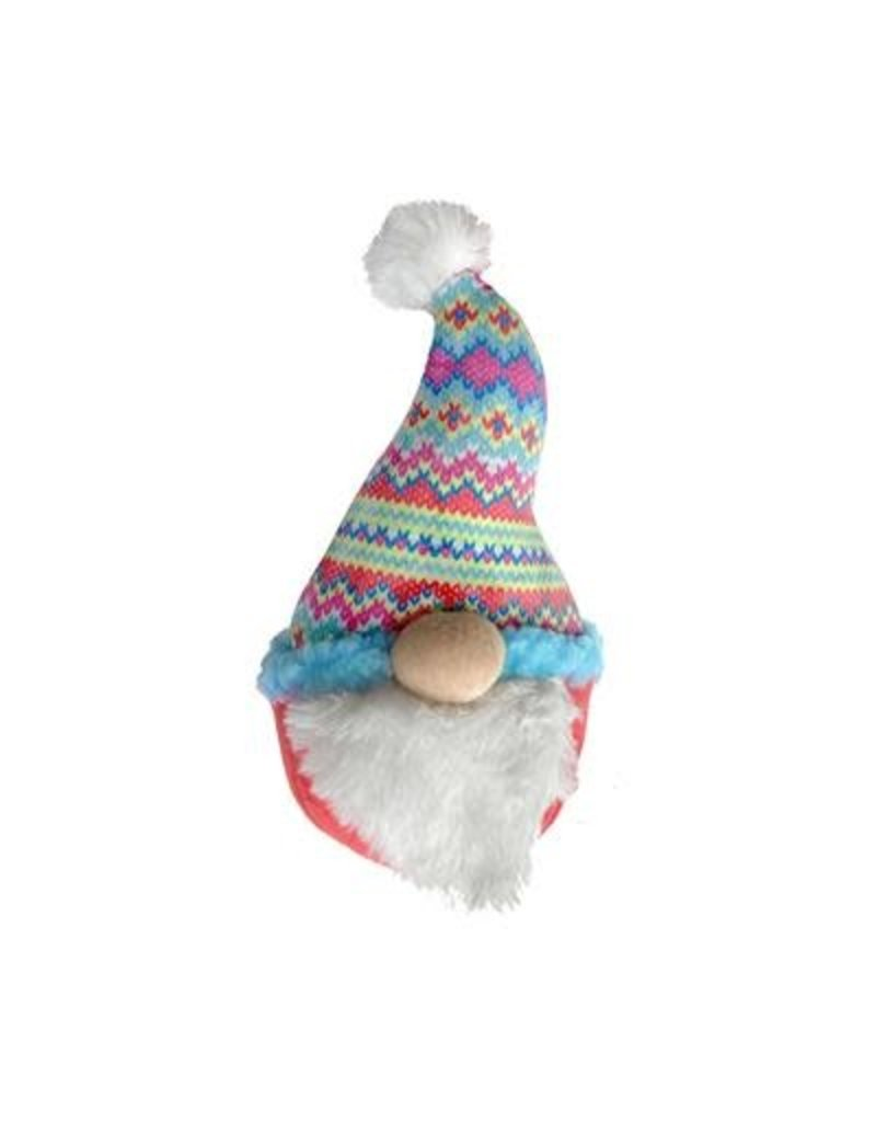 Huxley & Kent Holiday Ninny Muggins Gnome Dog Toy