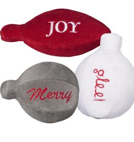 HuggleHounds Plush Ornament Assorted