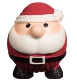 HuggleHounds Holiday Ruff-Tex Santa Dog Toy