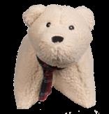 HuggleHounds Soft n' Snugglie Squooshie Polar Bear