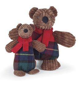 HuggleHounds Chubbie Buddie Brown Bear