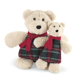 HuggleHounds Chubbie Buddie Polar Bear