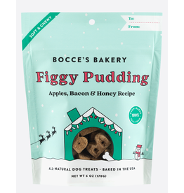 Bocce's Bakery Figgy Pudding Soft & Chewy Treats