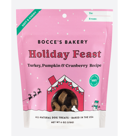 Bocce's Bakery Holiday Feast Soft & Chewy Treats