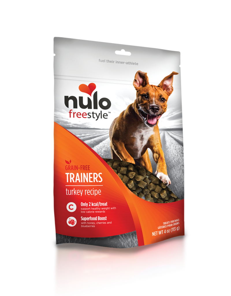 Nulo Nulo FreeStyle Training Treats Turkey Recipe