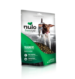 Nulo Nulo FreeStyle Training Treats Duck Recipe