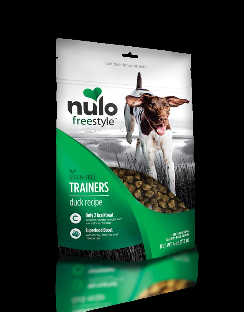 Nulo Nulo FreeStyle Training Treats Duck Recipe