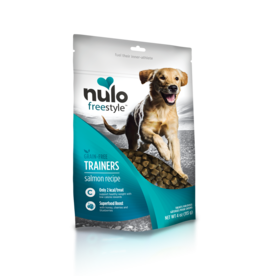 Nulo Nulo FreeStyle Training Treats Salmon Recipe