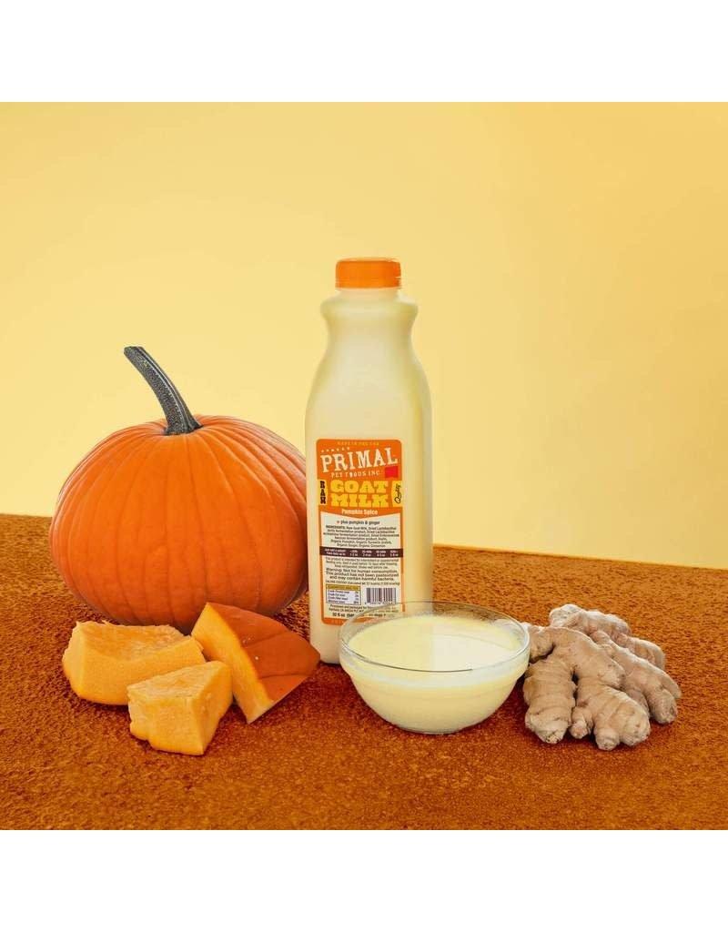 Primal Pet Foods Primal Goat Milk+ Pumpkin Spice for Dogs & Cats