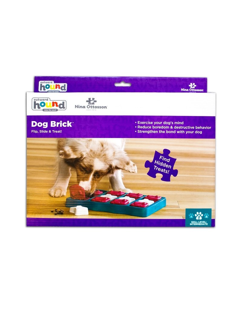 Nina Ottosson Nina Ottoson - Dog Brick (Level 2)