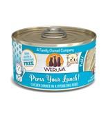 Weruva Weruva Press Your Lunch Chicken Dinner in a Hydrating Purée Wet Cat Food