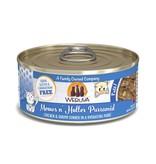 Weruva Weruva Meows n' Holler PurrAmid Chicken & Shrimp Dinner in a Hydrating Purée Wet Cat Food