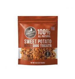 Wholesome Pride Sweet Potato Mini Bites Dog Treats