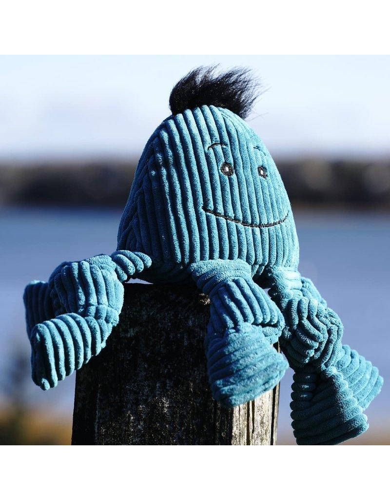 HuggleHounds Hexo Knottie Plush Toy