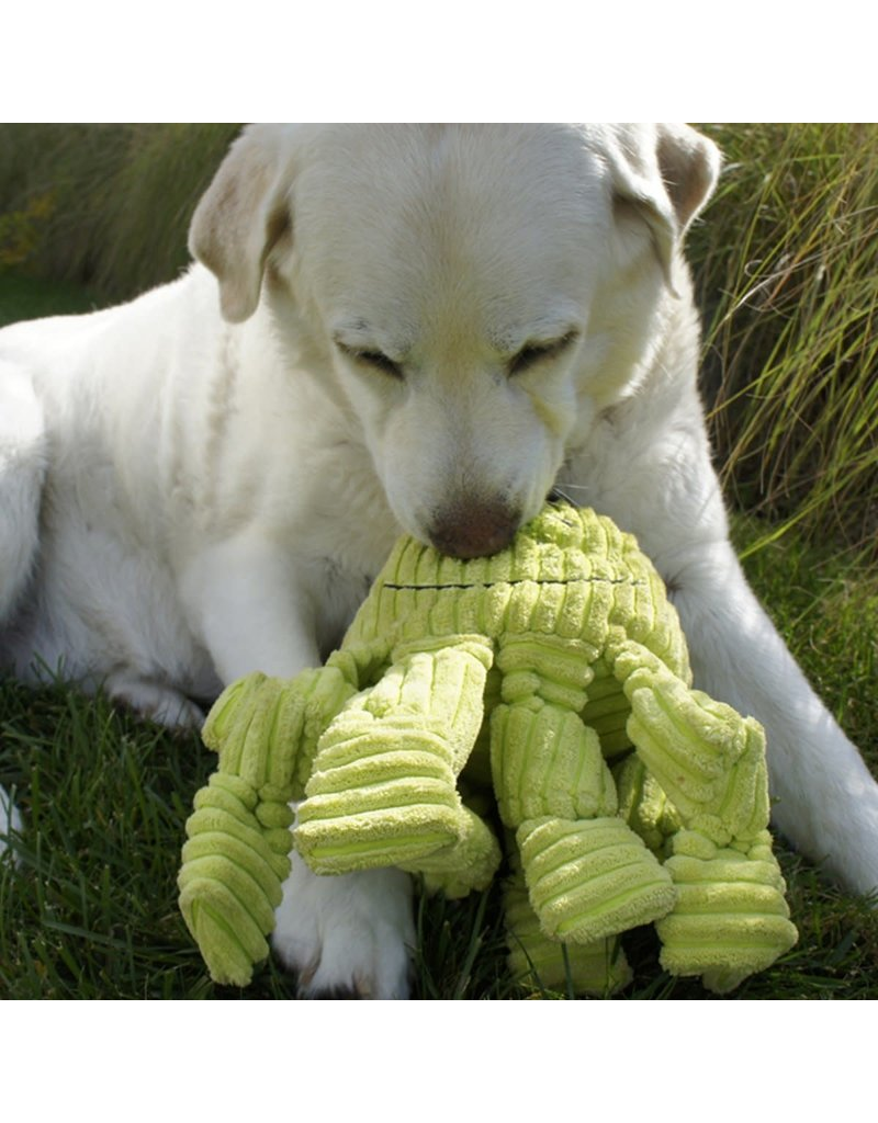 HuggleHounds Octo Knottie Plush Toy
