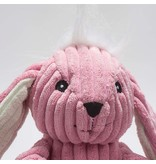 HuggleHounds Bunny Knottie Plush Toy
