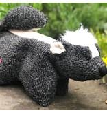 HuggleHounds Squooshies Skunk - HuggleHounds