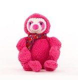HuggleHounds Wild Things Sloth Knottie Plush Toy