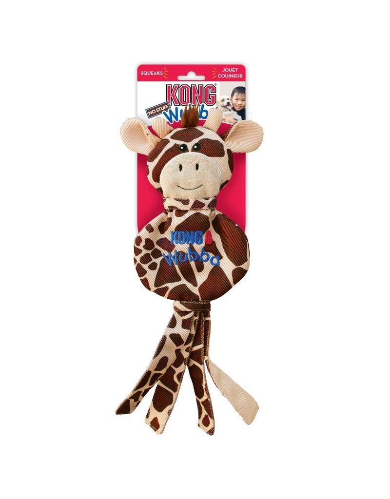 KONG KONG Wubba No Stuff Giraffe