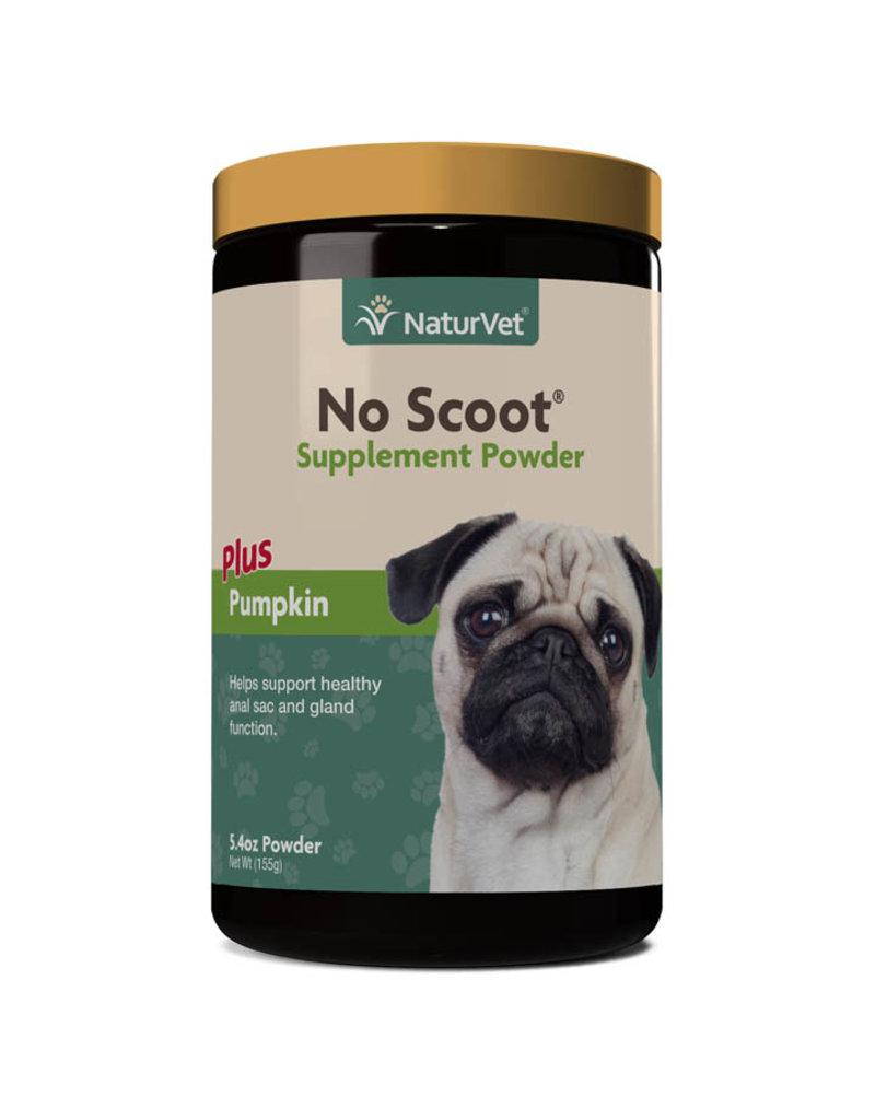 NaturVet No Scoot Supplement Powder Plus Pumpkin
