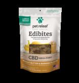 Pet Releaf Peanut Butter & Banana Edibites (Hip & Joint)
