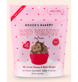 Bocce's Bakery Red Velvet Soft & Chewy Treats