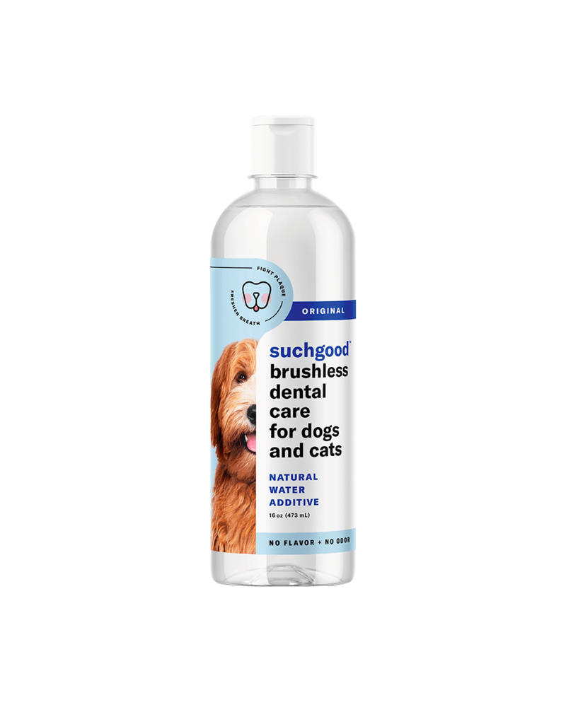 Suchgood Suchgood Water Additive Oral Care for Dogs and Cats - Original