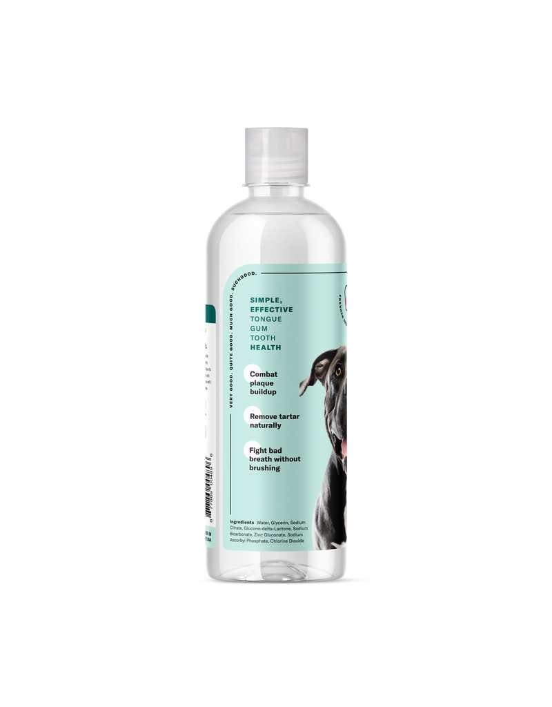 Suchgood Suchgood Water Additive Oral Care for Dogs and Cats - Advanced