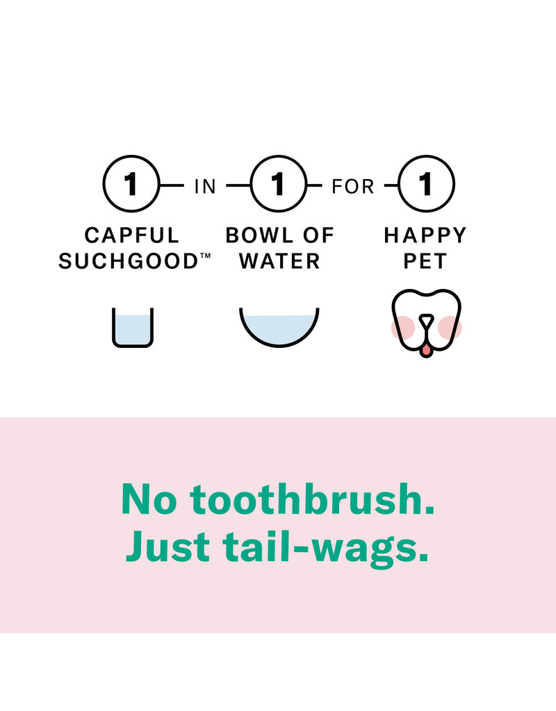 Suchgood Suchgood Water Additive Oral Care for Dogs and Cats - Gentle