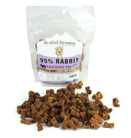The Natural Dog Company 95% Rabbit Training Bites