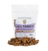 The Natural Dog Company 95% Turkey Training Bites