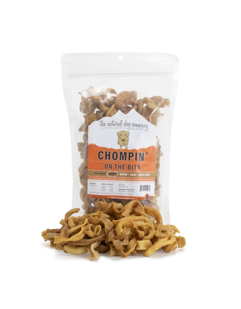 The Natural Dog Company Chompin' on the Bits