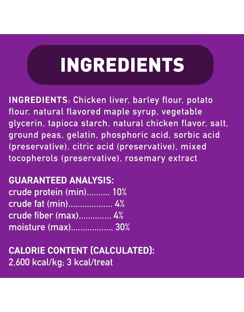 Tricky Trainers Soft & Chewy with Chicken Liver