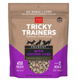 Tricky Trainers Crunchy with Chicken Liver