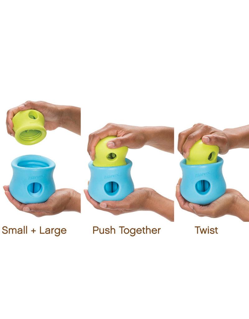 West Paw Zogoflex Toppl Treat Toy
