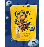 Fromm Family Crunchy O's Blueberry Blasts Flavor Dog Treats