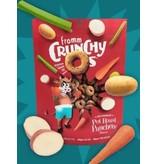 Fromm Family Crunchy O's Pot Roast Punchers Flavor Dog Treats