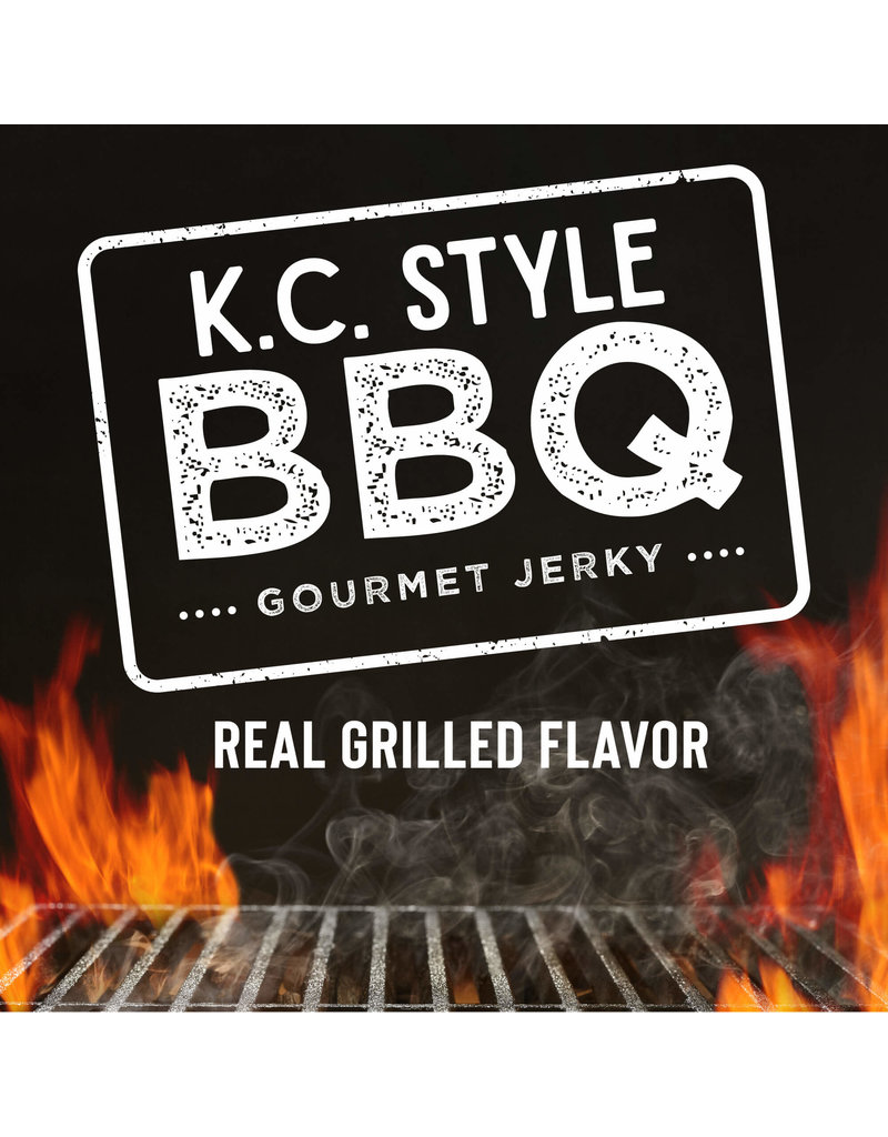 Wag More Bark Less K.C. Style BBQ Jerky