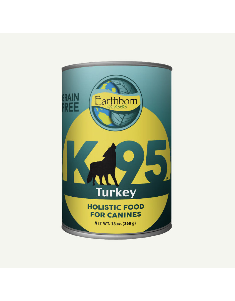 Earthborn Holistic Earthborn Holistic K95 Turkey Recipe
