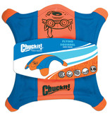 Chuckit! Fetch Games Chuckit! Flying Squirrel Dog Toy, Color Varies