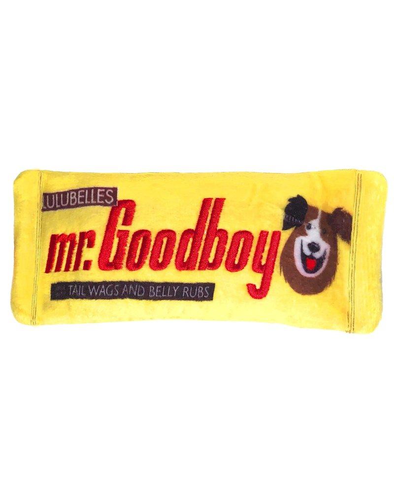 Huxley & Kent Lulubelles Power Plush Mr. Goodboy