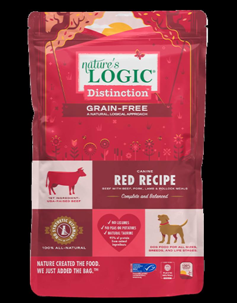 Nature's Logic Nature's Logic Distinction Grain-Free Red Recipe Dry Dog Food