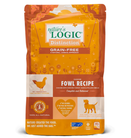 Nature's Logic Nature's Logic Distinction Grain-Free Fowl Recipe